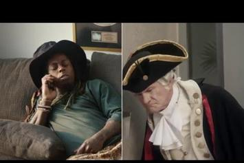 Watch A Clip Of Lil Wayne's Upcoming Super Bowl Commercial