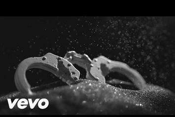 "Usher Feat. Nas, Bibi Bourelly ""Chains"" Video"