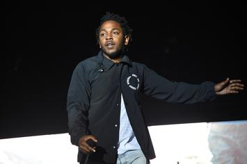 Kendrick Lamar Appears On The Cover of Billboard Magazine