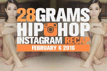 28 Grams: Hip Hop Instagram Recap (Jan 30-Feb 5)