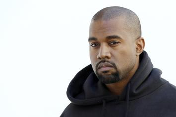 Kanye West's Yeezy Season 4 Will Focus On Children's Clothing