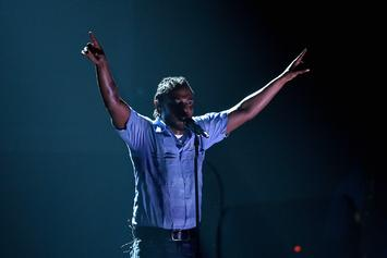 Kendrick Lamar Delivers Powerful Performance  At 58th Annual Grammy's