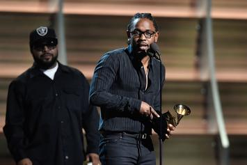Kendrick Lamar Will Induct N.W.A. Into The Rock & Roll Hall Of Fame