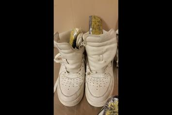 Man Caught Smuggling 3 Pounds Of Heroin In His Air Force 1s