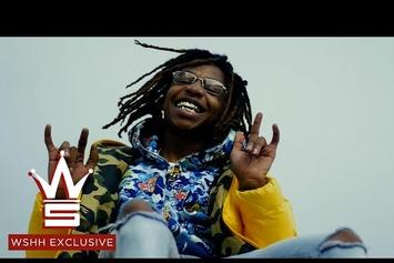 "Nef The Pharaoh ""Mobbin'"" Video"