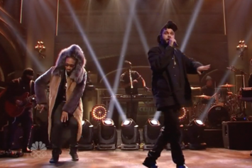 "The Weeknd Joins Future On SNL For ""Low Life"""