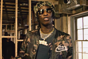 "Young Thug Feat. Duke ""My People"" Video"