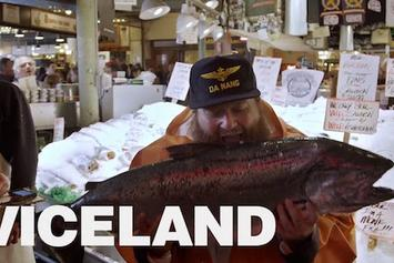 """Watch Episode 2 Of Action Bronson's """"Fuck That's Delicious"""" TV Series"""
