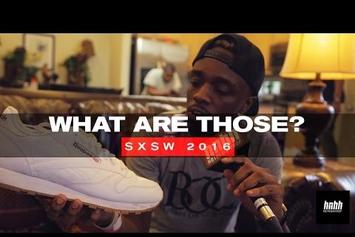 What Are Those? Sneakers of SXSW 2016 With Tory Lanez, Flatbush Zombies & More