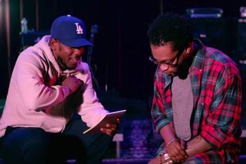 "BJ The Chicago Kid Feat. Kendrick Lamar ""The New Cupid"" Video"