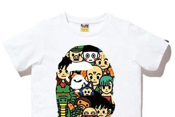 This Bape x Dragon Ball Collection Is Exactly What Streetwear Needs