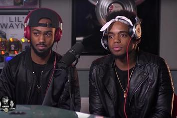 THEY. Talk About Opening Up For Bryson Tiller, Working With Timbaland & More On Hot 97