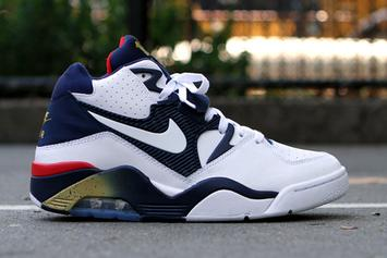"Nike Is Bringing Back The Air Force 180 ""Olympic"""