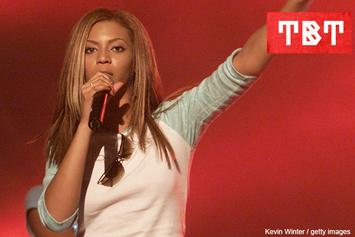 #TBT: Early Beyonce Singles