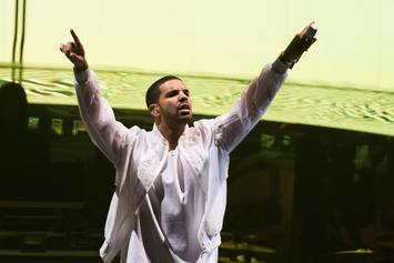 "Drake Earns First No. 1 On Hot 100 With ""One Dance"""