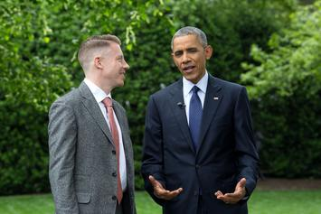 Macklemore & Barack Obama Team Up To Tackle Opioid Addiction