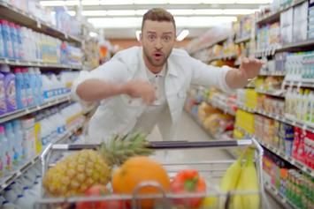 "Justin Timberlake ""Can't Stop The Feeling"" Video"