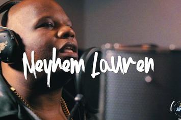 "Meyhem Lauren's ""Blackberry Cabernet"" Freestyle"