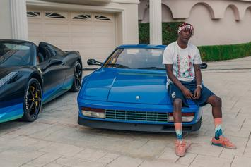 PUMA & Pink Dolphin Team Up For A Wavy Collaboration