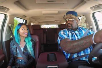 Watch Shaq Go Undercover As A Jamaican Lyft Driver