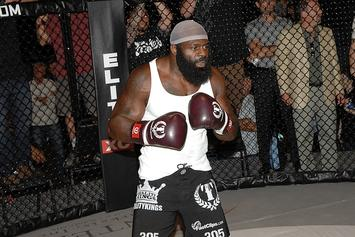MMA Fighter, Kimbo Slice, Passes Away At The Age Of 42