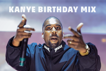 Kanye Birthday Mix: 39 Tracks For Ye's 39th