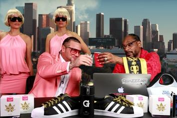 "Riff Raff Talks ""Peach Panther"", Grills & More On Snoop Dogg's GGN"