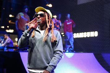 Lil Wayne Performs At The E3 Convention Just Days After Seizure Attacks
