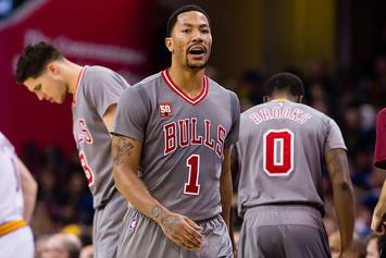 Derrick Rose Has Been Traded To The New York Knicks