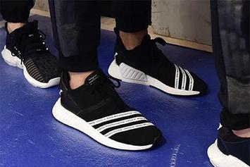 First Look At The Adidas NMD R2