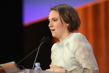 """Actress Lena Dunham Says Kanye West's """"Famous"""" Video Is """"Sickening"""" And Makes Her Feel """"Unsafe"""""""