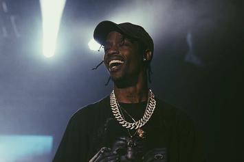 """Travis Scott: """"My Album Is Coming Out In A Week"""""""