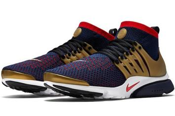"""Release Date Announced For The """"Olympic"""" Nike Air Presto Ultra Flyknit"""