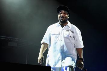 Ice Cube & John Legend To Receive Hollywood Walk Of Fame Stars