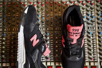 Metro Boomin Teams Up With New Balance For A Pair Of Limited Edition Custom Sneakers