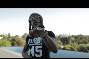 "Shad Da God ""MOONROCKS"" Video"