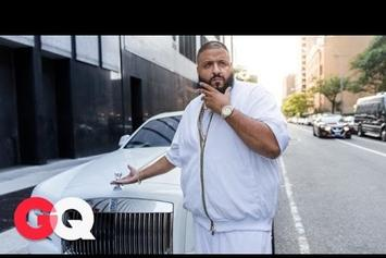 DJ Khaled Shares How To Become A Success