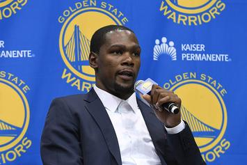 Kevin Durant Responds To Reports That He Lied To Russell Westbrook About Leaving OKC