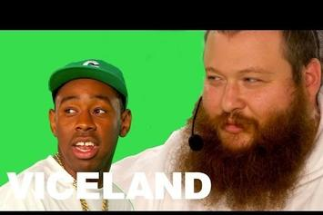 """Tyler, The Creator Watches """"Ancient Aliens"""" With Action Bronson & Friends"""