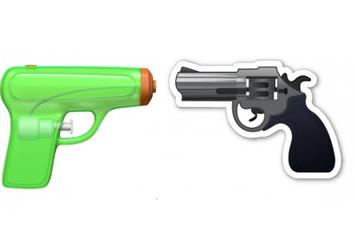 Apple Announces They Are Replacing The Gun Emoji With A Squirt Gun