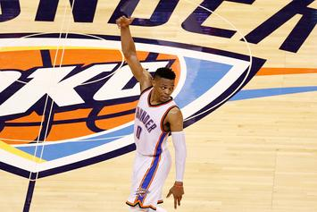 Russell Westbrook Reportedly Agrees To 3-Year Contract Extension With The Thunder