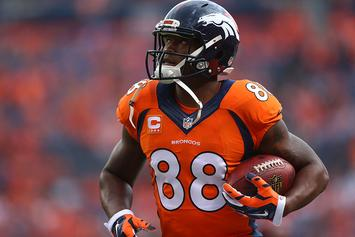 President Obama Cuts Prison Sentence Of Broncos WR Demaryius Thomas' Grandmother