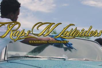 "Watch Curren$y's ""Raps N Lowriders"" Documentary"
