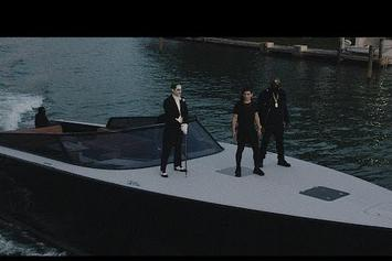 "Skrillex & Rick Ross ""Purple Lamborghini"" Video"