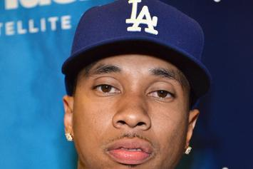 Judge Reportedly Puts Out Warrant For Tyga's Arrest