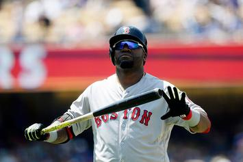 "Red Sox Cancel Tonight's David Ortiz Bobblehead Giveaway Because The Figurines Were ""Racially Insensitive"""
