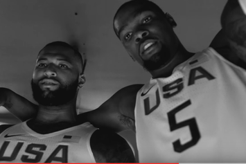 "Nike Debuts USA Basketball's ""Unlimited Together"" Film, Featuring Chance The Rapper"