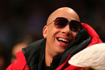 """Vin Diesel Outed As The """"Chicken Sh*t Candy Ass"""" From The Rock's Instagram Rant"""
