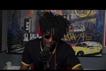 "Jazz Cartier Speaks On ""Lil Wayne"" Record & Response To It With Peter Rosenberg"