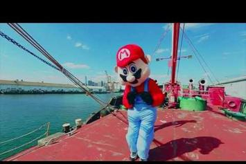 "Logic ""Super Mario World"" Video"